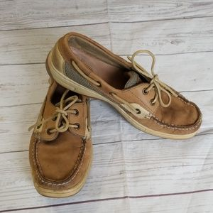 💎SPERRY TOP-SIDER LEATHER BOAT SHOES